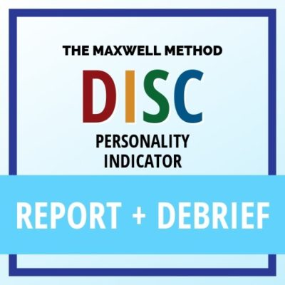 Report + Debrief | Maxwell Method DISC Personality Indicator | Build Consulting Services | Mulberry, FL | Brian Brogen | A TRUE Leadership Improvement Journey