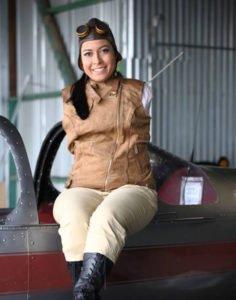 Pilot Jessica Cox
