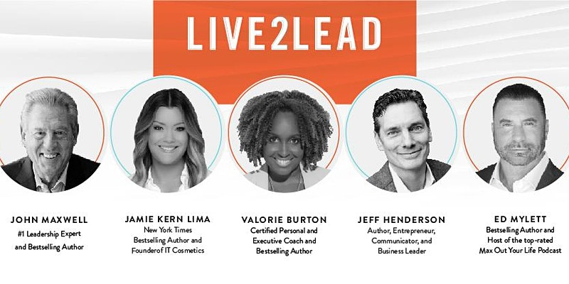 Live2Lead Speakers for 2021